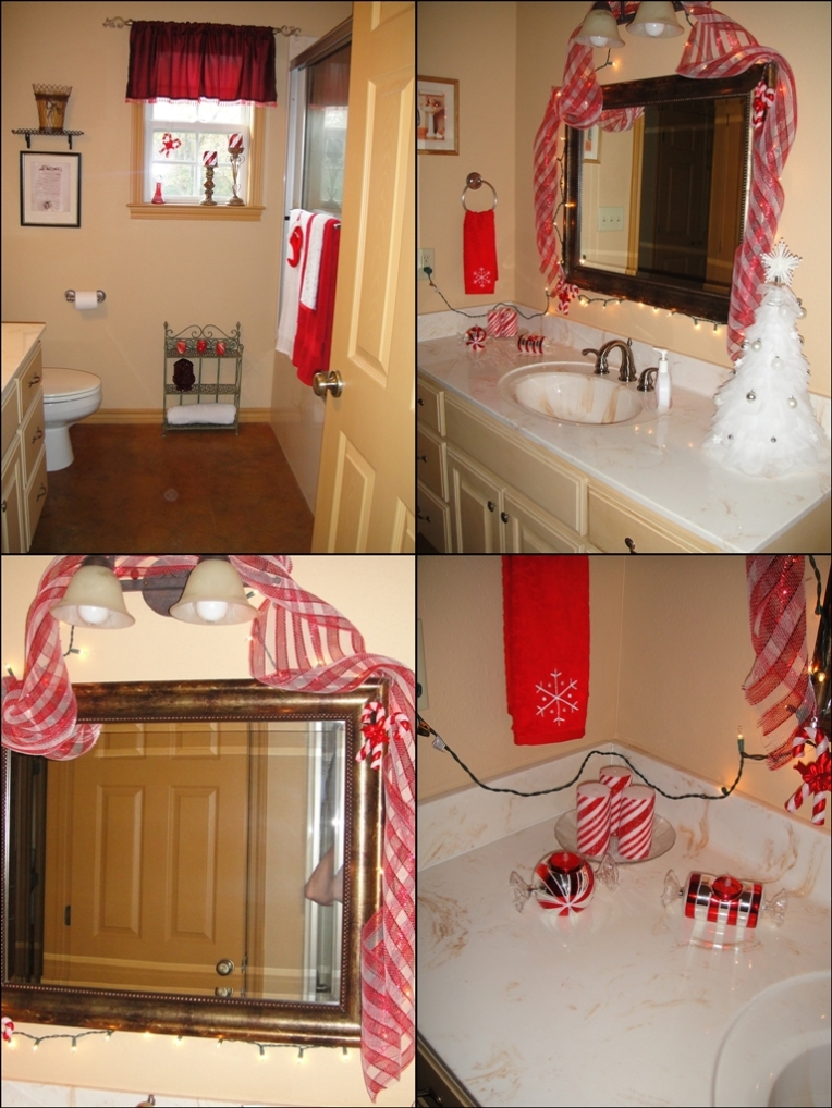 My Peppermint Bathroom